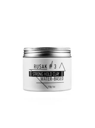 Глина для волос Rusak №3 - Strong