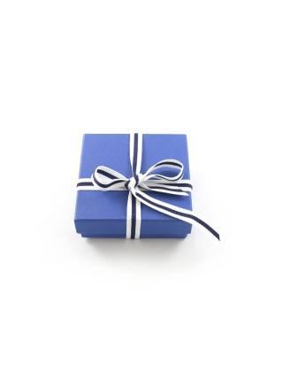 Подарочная упаковка для браслетов с якорем