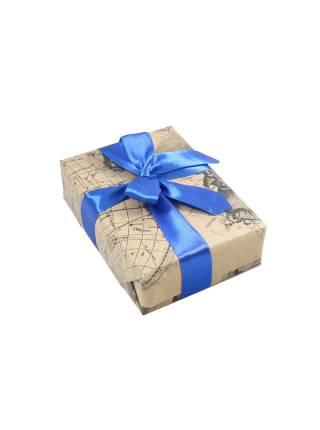Подарочная упаковка Карта мира