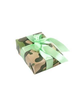 Подарочная упаковка Хаки