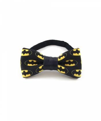 Детский галстук-бабочка с рисунком Бэтмен YAKUT