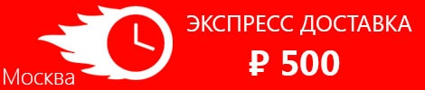 Экспресс доставка 500 рублей Bowandtie